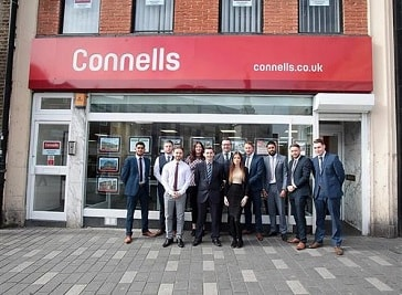 Connells Estate Agents in Luton