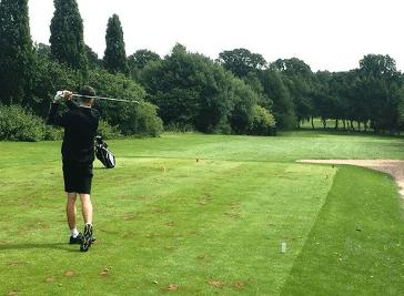 Stockwood Park Golf Centre in Luton