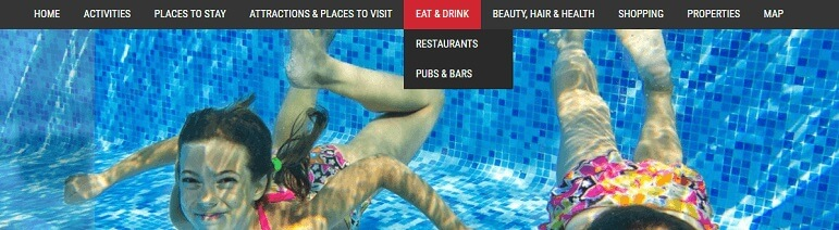 Drop Down menus Advertise with us What's on in Luton